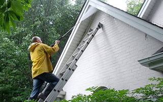 Power Washing By McMahon Home Services