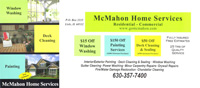 McMahon Home Services Coupon